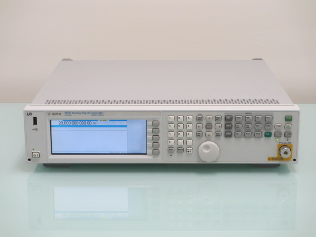 Agilent N5183A 100kHz – 20GHz MXG Analog Signal Generator